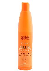 Шампунь увлажнение и питание с UV-фильтром Estel Professional Curex SunFlower Shampoo