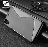 Чехол S-line TPU для HTC Desire 626 626G силикон на телефоны НТС силиконовий защита ТПУ