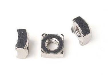 Гайка приварная квадратна М12 DIN 928 з нержавійки