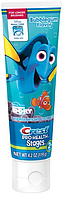 Детская зубная паста, Crest, Kid's Toothpaste  Disney's Dory, 119грам