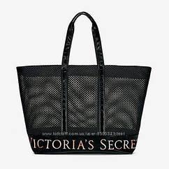 Сумка - сетка Victorias Secret на молнии Оригинал (США)