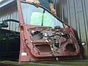 Дверь передняя левая Mazda Xedos 6 1992-1999г.в. вишня, фото 4