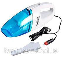 Автомобильный Пылесос Car Vacuum Cleaner от Прикуривателя