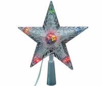 Звезда на елку 10 ламп
