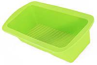 Силиконовая форма для выпекания (прямоугольная) Home Essentials B1144