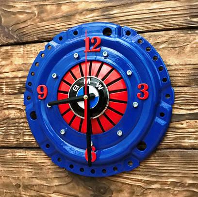 Часы настенные BMW в стиле Лофт