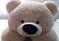"""Большой мягкий медведь """"Умка"""" 125 см.(персиковый)"""