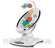Электронные качели 4moms MamaRoo 3.0 (есть управление через телефон)