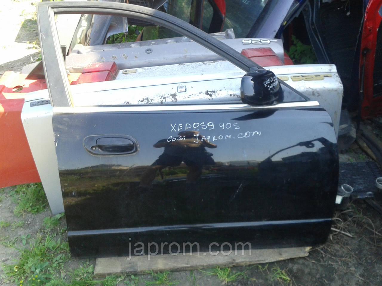 Дверь передняя правая Mazda Xedos 9 2000-2002г.в. рестайл черная