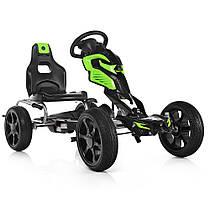 Педальная машина дитячий веломобіль Карт M 1504-2-5