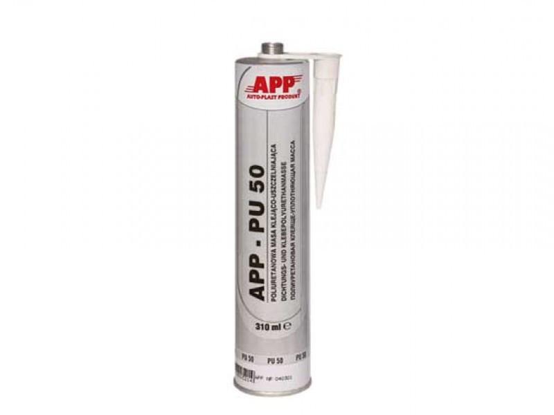 Полиуретановый герметик для швов APP PU 50 белый 310мл