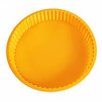 Силиконовая форма для выпекания тарта (круглая) Home Essentials B1143, фото 1