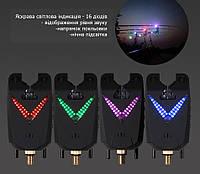 Набір сигналізаторів покльовки з пейджером Lixada JY-59 модель 2019 року, фото 1