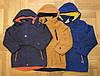 Куртки для мальчиков на флисе оптом, Grace, 116-146 см,  № B70877