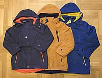 Куртки для мальчиков на флисе оптом, Grace, 116-146 см,  № B70877, фото 1