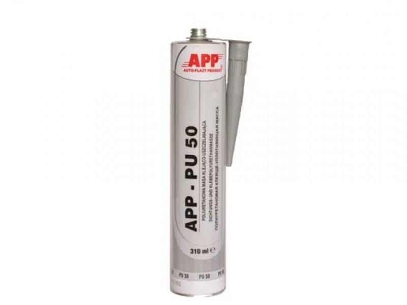 Полиуретановый герметик для швов APP PU 50 серый