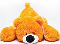 """Большой мягкий медведь """"Умка"""" 125 см.(медовый)"""