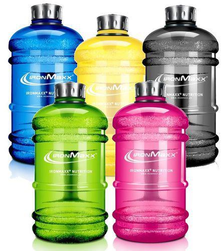 IronMaxx Water Gallon Glossy 2200 ml