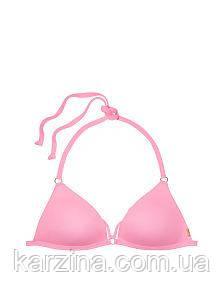 Лиф купальника Victoria's Secret PINK Push-up tringle top р.М Оригинал.