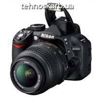 Фотоаппарат цифровой Nikon d3100