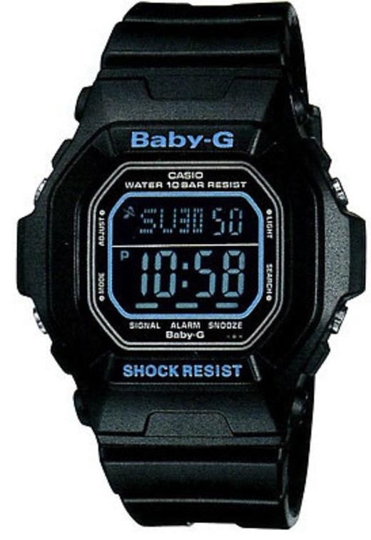 Годинник Casio BG-5600BK-1ER (модуль №3000)