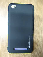 Силіконова накладка Xiaomi Redmi 4A (Smtt) Black