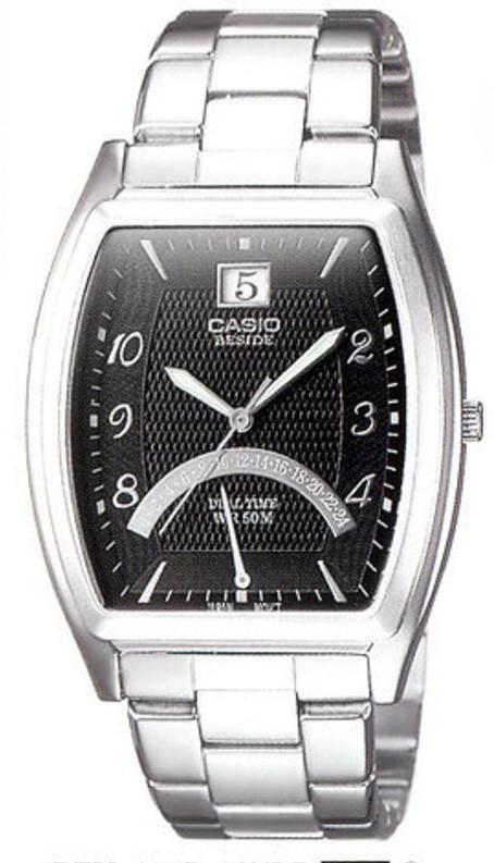 Часы наручные мужские Casio BEM-105D-1AVEF (модуль №4375)