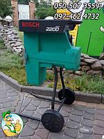 Мощный фрезерный измельчитель BOSCH ATX 2200 HP  (с реверсом) б/у из Германии