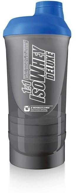 Шейкер IronMaxx Super Shaker 3 in 1 600 ml