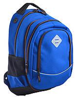 Рюкзак подростковый 2в1 Т-40 Navy, 49*32*15.5