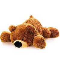 """Большой мягкий медведь """"Умка"""" 125 см.(коричневый)"""