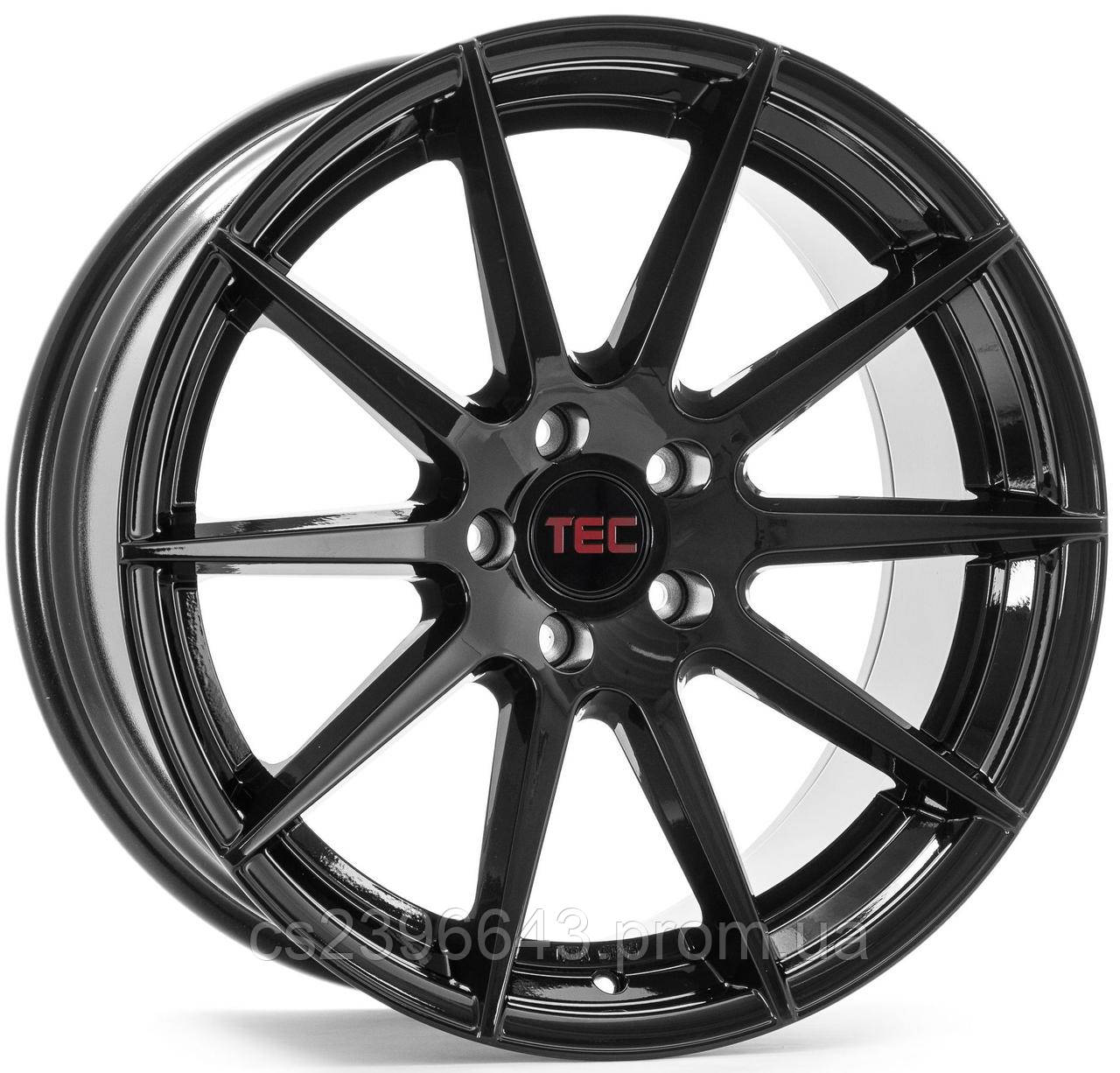 Колесный диск TEC Speedwheels GT7 Ultralight  20x10 ET38