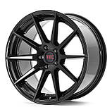 Колесный диск TEC Speedwheels GT7 Ultralight  20x10 ET38, фото 2