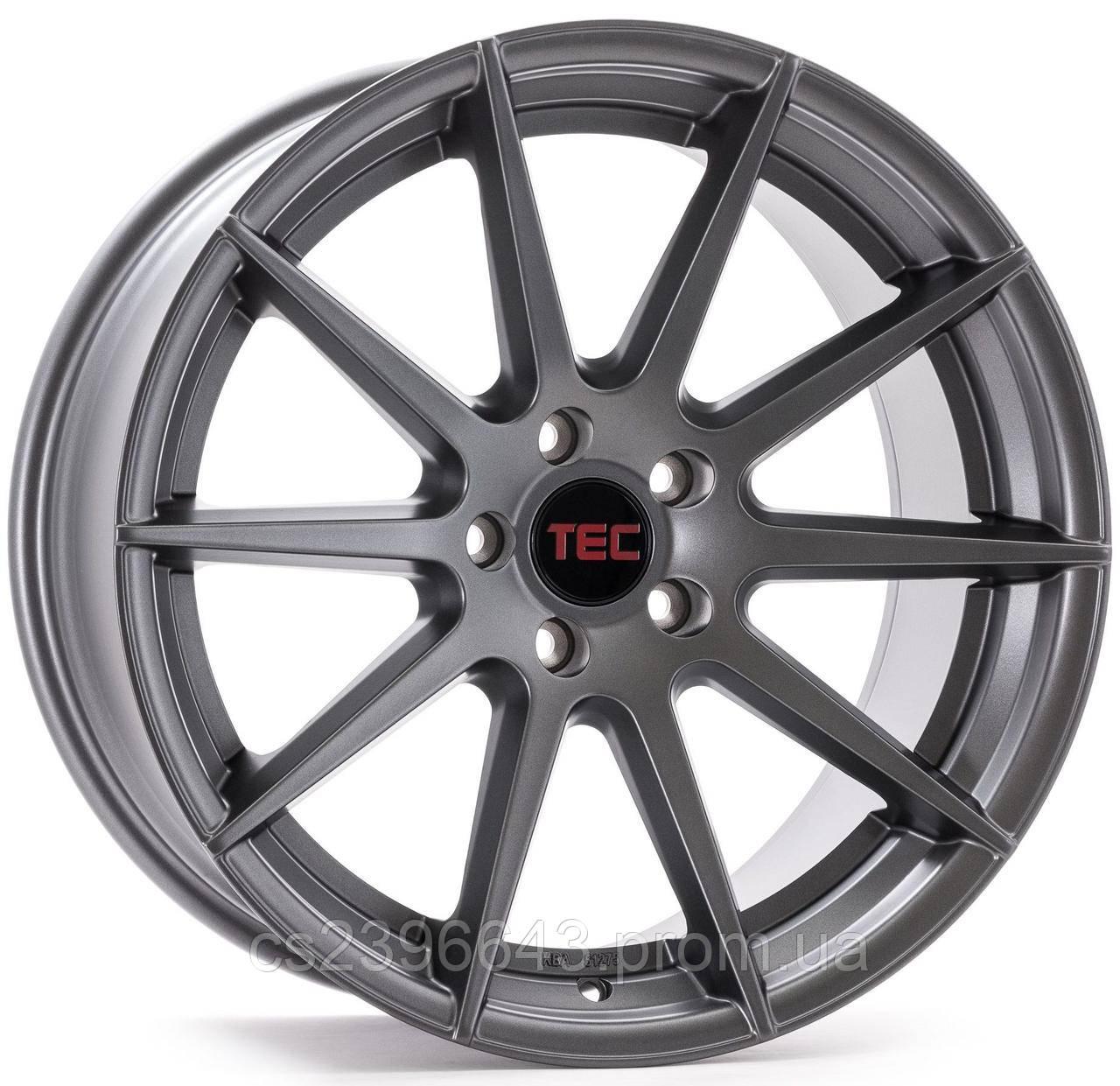 Колесный диск TEC Speedwheels GT7 Ultralight  20x8,5 ET30