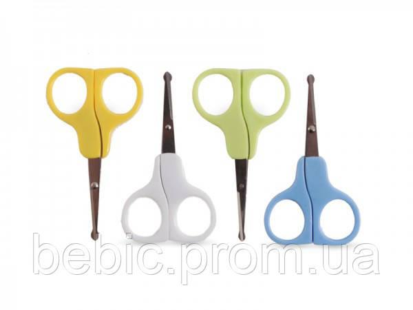 Безопасные ножнички для красивого маникюра вашего малыша