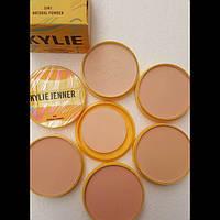 Компактная пудра Kylie Jenner 5 in1 natural pressed powder 48 g