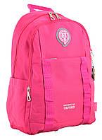 Рюкзак молодежный OX 348, 45*30*14, розовый, фото 1