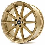 Колесный диск TEC Speedwheels GT7 Ultralight  20x10 ET38, фото 2