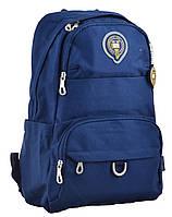 Рюкзак молодежный OX 355, 45.5*29.5*13.5, синий, фото 1