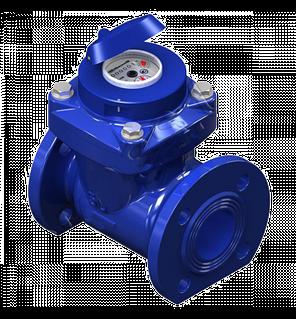 Счётчик воды турбинный Gross WPK-UA 100 (для холодной воды) (Украина), фото 2