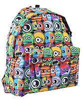 Рюкзак подростковый ST-17 Crazy amaze, 42*32*12, фото 1