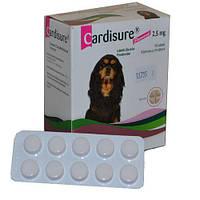 Кардишур 2,5 мг 100 таб Кардішур (Cardisure)