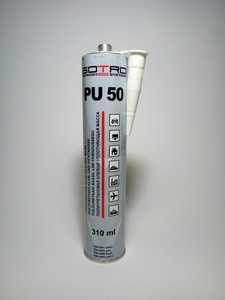 SOTRO PU-50 Полиуретановая клеяще-уплотняющая масса, 310 мл, белый