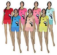 Новые дизайны в самой хитовой серии сезона - выбирайте яркие женские пижамы Pauchok ТМ УКРТРИКОТАЖ!