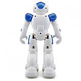 УЦЕНКА!! Боевой программируемый робот JJRC R2 Cady Wida Бело-голубой (JJRC-R2B), фото 3