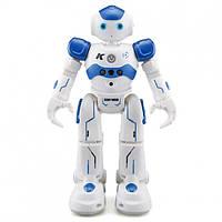 Боевой программируемый робот JJRC R2 Cady Wida Бело-голубой (JJRC-R2B)