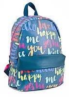 Рюкзак подростковый ST-28 Happy love, 35*27*13, фото 1