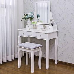"""Туалетний столик з натурального дерева """"Джин"""""""