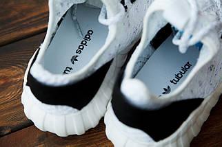 Кроссовки подростковые Adidas Tubular Doom   30699, фото 3
