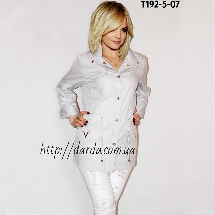 Ветровка женская из хлопка Ylanni 192 - Интернет-магазин Darda-Prom.ua в 824c083ebda12
